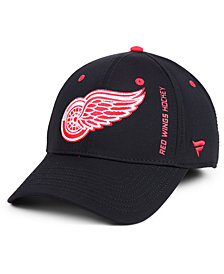 Authentic NHL Headwear Detroit Red Wings Authentic Rinkside Flex Cap