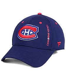 Authentic NHL Headwear Montreal Canadiens Authentic Rinkside Flex Cap