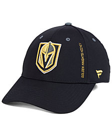 Authentic NHL Headwear Vegas Golden Knights Authentic Rinkside Flex Cap