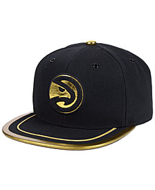 Mitchell & Ness Atlanta Hawks Soutache Viz Snapback Cap