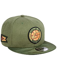 New Era Cleveland Cavaliers Tip Off 9FIFTY Snapback Cap
