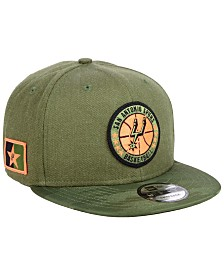 New Era San Antonio Spurs Tip Off 9FIFTY Snapback Cap