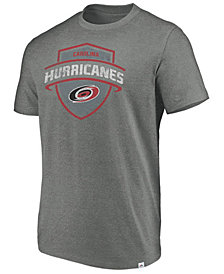 Majestic Men's Carolina Hurricanes Flex Classic Tri-Blend T-Shirt