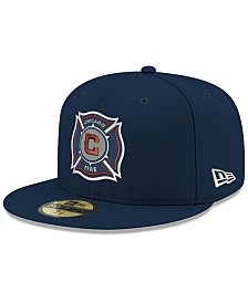 New Era Chicago Fire Core 59FIFTY-FITTED Cap