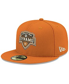 New Era Houston Dynamo Core 59FIFTY-FITTED Cap
