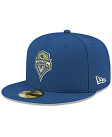 New Era Seattle Sounders FC Core 59FIFTY-FITTED Cap