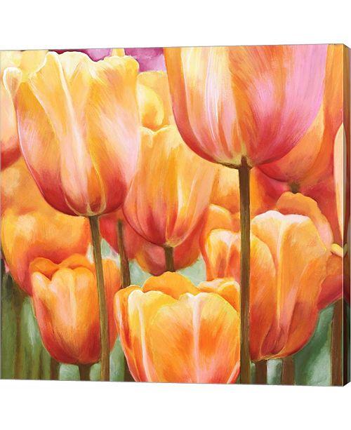 Metaverse Spring Tulips I by Luca Villa