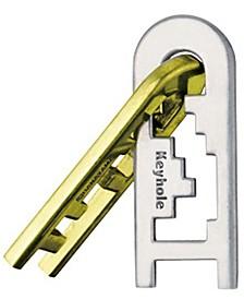 Hanayama Level 4 Cast Puzzle - Keyhole