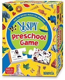 I Spy Preschool Game Puzzle