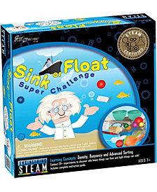 STEAM Learning System, Engineering- Sink or Float Super Challenge