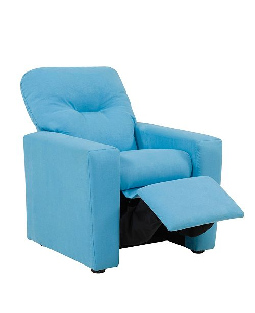 Outstanding Carson Kids Recliner Pabps2019 Chair Design Images Pabps2019Com