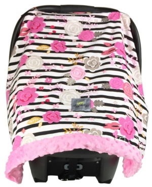 Itzy Ritzy Cozy Happens Muslin Carseat Canopy