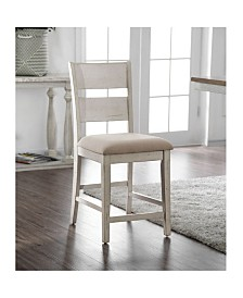 Tuckerson II Counter Height Ladder Back Dining Chair