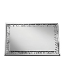 Basel Crystal-Studded Mirror