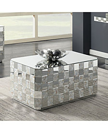 Poppen Checkered Coffee Table