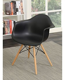 Ashton Mid-Century Arm Chair (Set of 2)