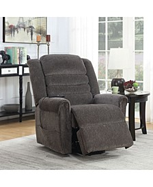 Higgons Chenille Split Back Power Reclining Chair