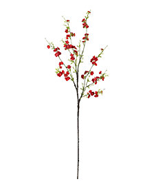 """Nearly Natural 38"""" Cherry Blossom Artificial Flower, Set of 6"""