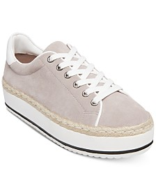 Steve Madden Women's Rule Lace-Up Espadrille Sneakers