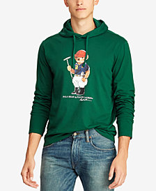 Polo Ralph Lauren Men's Polo Bear Hooded T-Shirt
