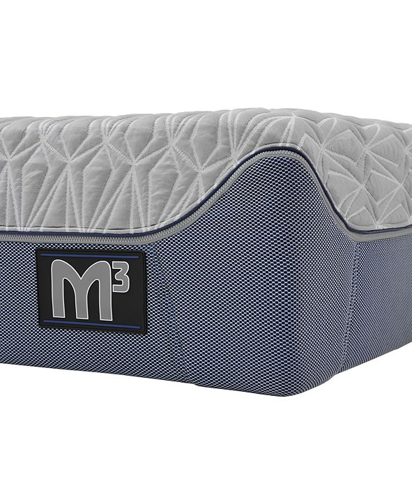 "Bedgear M3 12"" 0.0 Firm Hybrid Mattress- Queen"