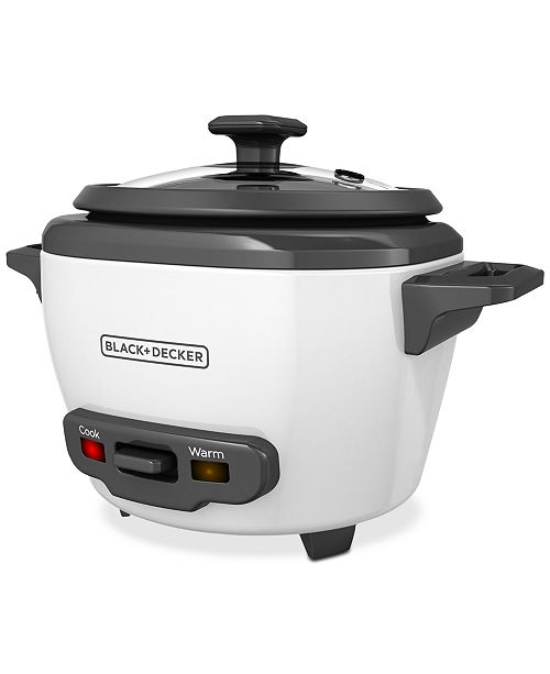 1b54cde5731 Black   Decker RC503 3-Cup Rice Cooker And Warmer   Reviews - Small ...