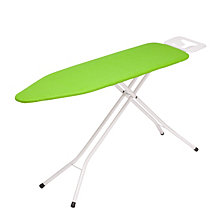 Honey Can Do Adjustable Stand-Up Ironing Board with Iron Rest