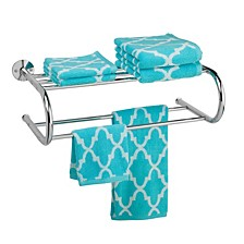 Wall Mount Towel Rack