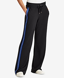 Lauren Ralph Lauren Side-Striped Sweatpants
