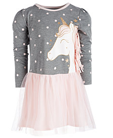 Epic Threads Toddler Girls Unicorn Tutu Dress, Created for Macy's