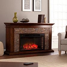 Thornton Fireplace, Quick Ship