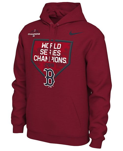 premium selection 7aaa4 babb6 Nike Men's Boston Red Sox World Series Champs Celebration ...