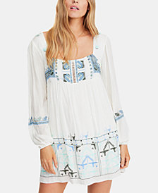 Free People Rhiannon Embroidered Dress