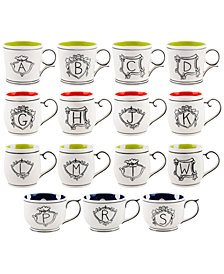 Home Essentials Molly Hatch Monogram Mugs Collection