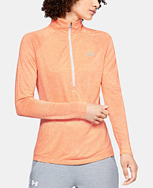 Under Armour UA Tech™ Half-Zip Top