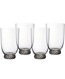 Montauk Sand Highball Tumbler, Set of 4