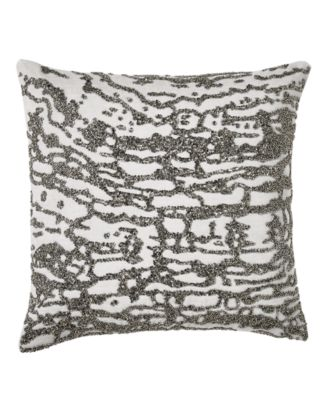Collection Luna Beaded Decorative Pillow