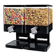 Zevro by Honey Can Do Compact Edition 17.5-Oz. Double Cereal Dispenser