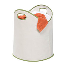 Honey Can Do Large Canvas Laundry Hamper