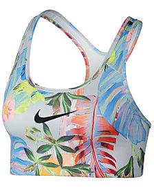 Nike Printed Dri-FIT Medium-Support Sports Bra
