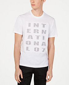 I.N.C. Men's International 07 Graphic T-Shirt, Created for Macy's