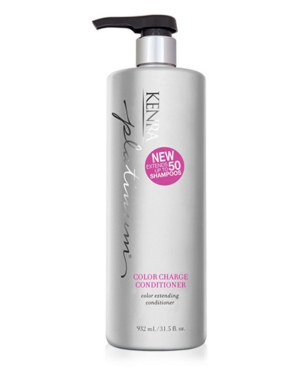 Kenra Professional Platinum Color Charge Conditioner, 31.5-oz, from Purebeauty Salon & Spa