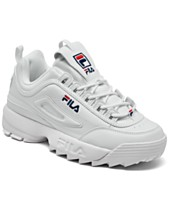 bfc9737f8d1 Fila Boys  Disruptor II Casual Athletic Sneakers from Finish Line