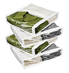 Honey Can Do Storage Bags, Set of 4