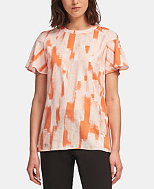 DKNY Printed T-Shirt, Created for Macy's
