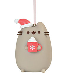 D56 Disney Pusheen Meowy Christmas Ornament