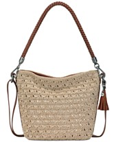 321ecb72d78d The Sak Fairmont Crochet Bucket Small Hobo