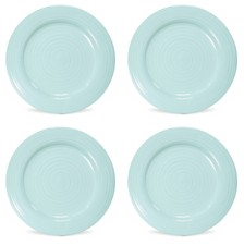 Portmeirion Sophie Conran Celadon Luncheon Plate Set of 4