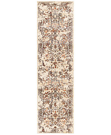 "Bob Mackie Home Vintage Marrakesh 2'2"" x 7'10"" Runner Area Rug"