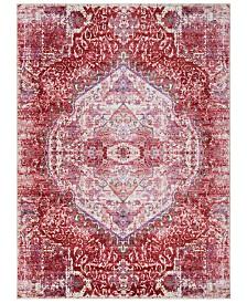 "CLOSEOUT! Surya  Germili GER-2307 Bright Pink 3'11"" x 5'7"" Area Rug"
